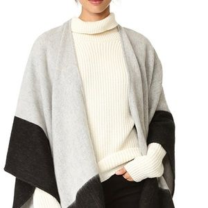 NWT Rag and Bone Double Face Wrap